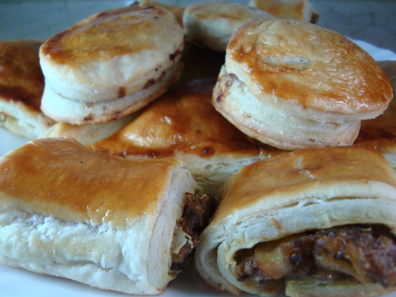 Chicken and Vegetable Patties (2/2)