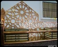 Qura'an Rack - Masjid-e-Khandaq, Saudi Arabia