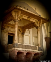 Diwaan-e-Aam - where the king met the masses