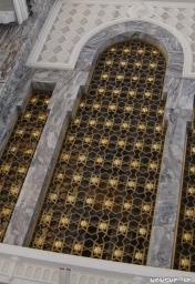 Window Grill - Masjid-al-Haraam, Saudi Arabia