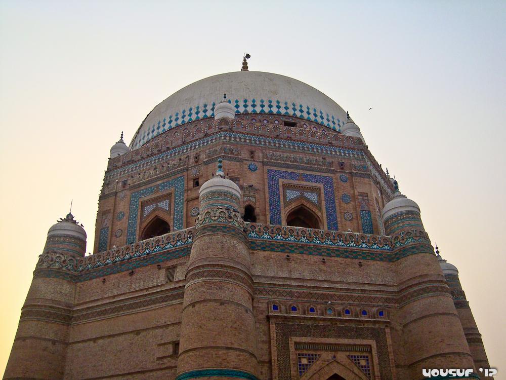 Blast From The Past - Shah Rukn-e-Alam, Multan (4/6)