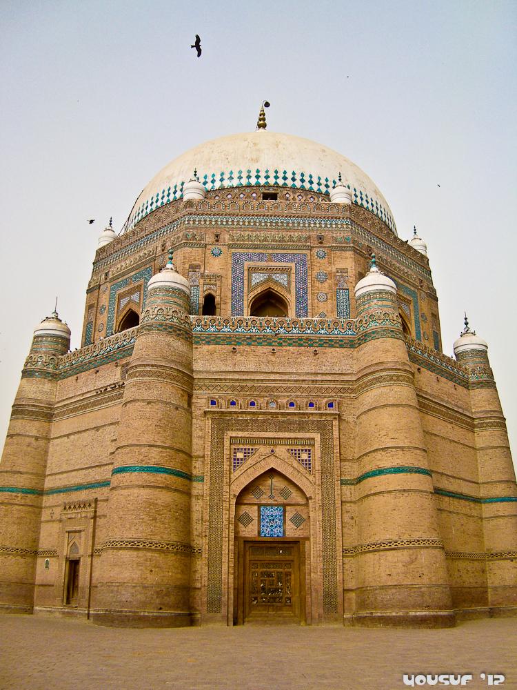 Blast From The Past - Shah Rukn-e-Alam, Multan (2/6)