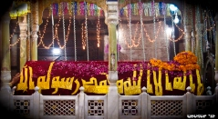 The Shah's final resting place