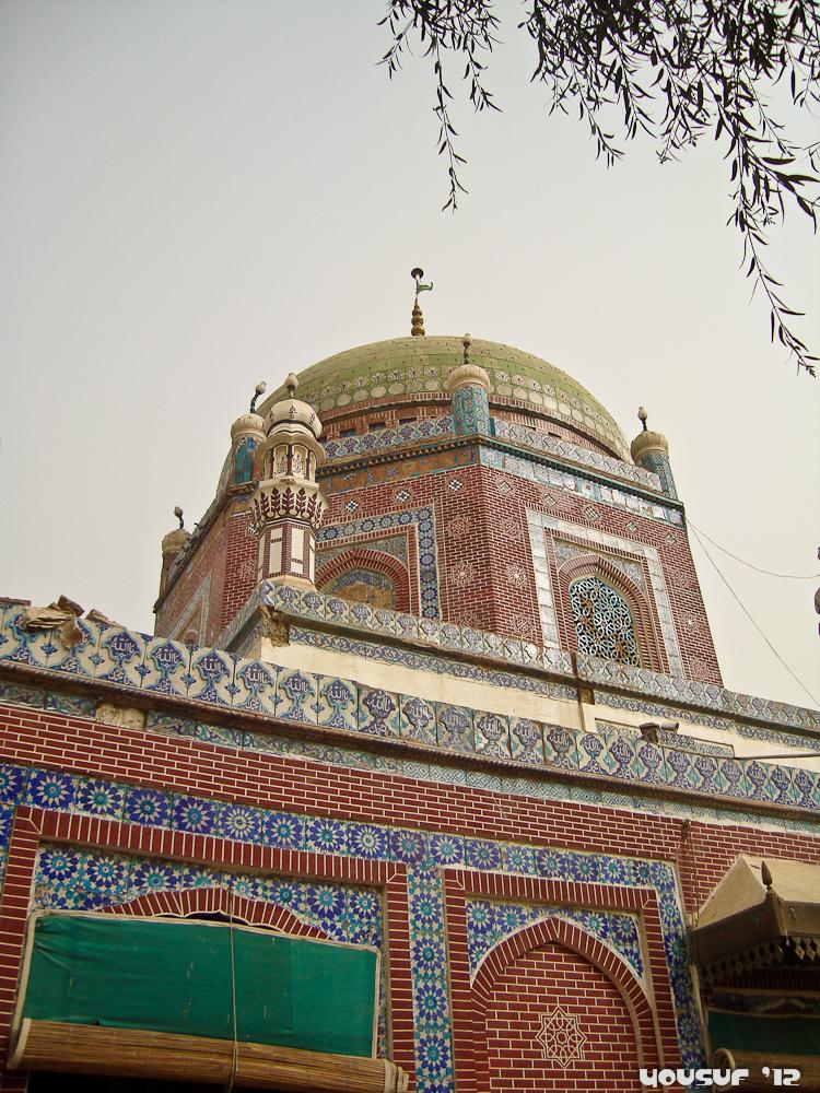 Blast From The Past - Shah Shams Tabrez, Multan (6/6)