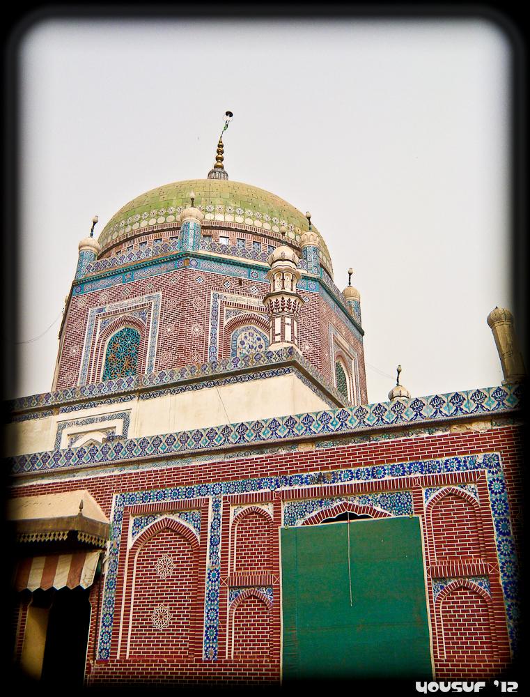 Blast From The Past - Shah Shams Tabrez, Multan (3/6)