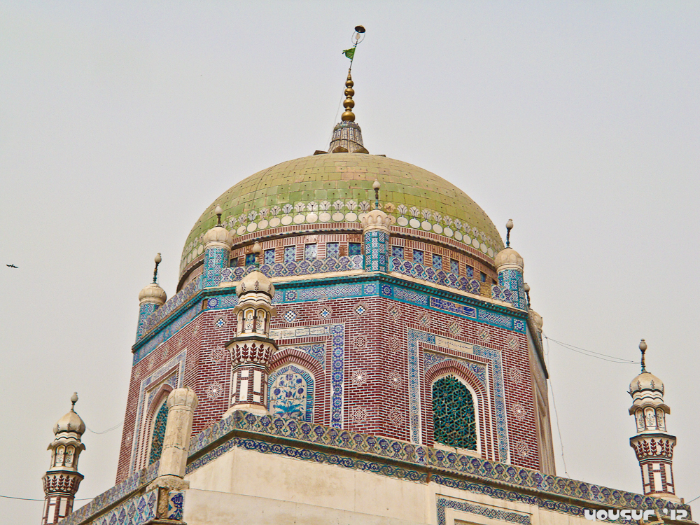 Blast From The Past - Shah Shams Tabrez, Multan (4/6)