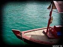 Abra - popular mode of sea transportation