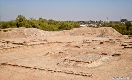 Another view of the ancient city