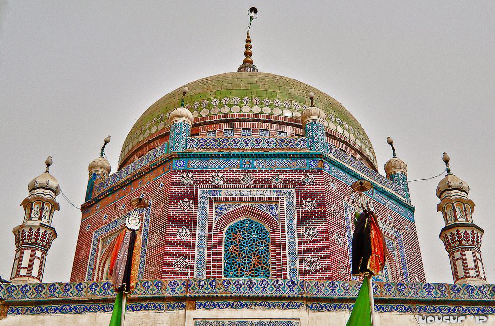 Blast From The Past - Shah Shams Tabrez, Multan (1/6)