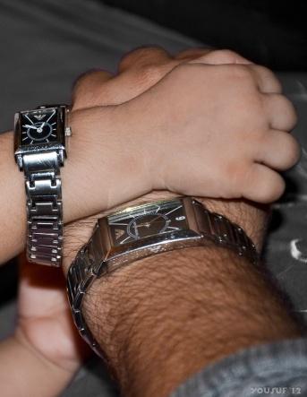 Mom's Watch, My Watch