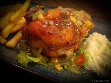 My fried chicken