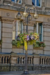 My fascination with lamp-posts