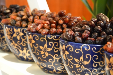 Dates aplenty - take your pick