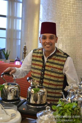 Turkish tea, anyone?