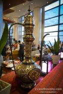 An authentic Arabic Iftaar experience
